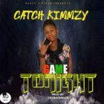"Catch kimmzy – ""Game tonight"""