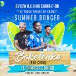 B'Flow ft. Shimasta & Omega – Bakelenka (Red Card)