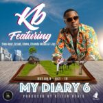 KB ft. 5ive 4our, Izrael, Stevo, Chanda Mbao & F Jay – My Diary (Part 6)