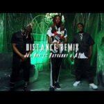 VIDEO: Jay Rox ft. Rayvanny & AY – Distance Remix