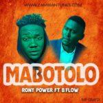 Rony Power ft. B'Flow – Mabotolo (Nalema)