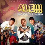 Jemax ft. Swag Boyz & A.B.Y – Alee!