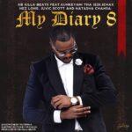 KB ft. Kunkeyani Tha Jedi, Jemax, Nez Long, Juvic, Scott & Natasha Chansa – My Diary 8