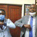 B Flow repudiated apologising to Bowman Lusambo