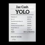 Jae Cash ft. Prozhua & Fly J – Y.O.L.O