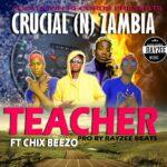 Crucial Niggers ft. Chix Beezo – Teacher