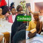 Yo Maps & Mwizukanji Crash At Logic's Wedding