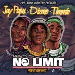 Jay Papu ft. Dizmo & Timmie – No Limit (Prod. By Gugo Beats)
