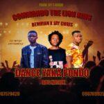Commando The Lion King X Benman X Jay Chris – Dance Yakapondo