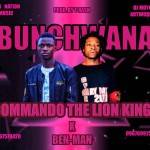 Commando The Lion King X Benman – Bunchwana