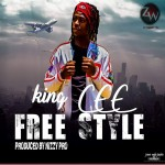 King Cee – Free Style (Prod. By Nizzy Pro)