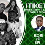 Moz B ft. Silva, Saty K, Twali & Sesa – Itiketi (PF Campaign Song)